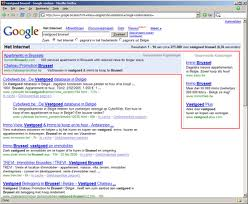 Google Adwords will get you displaying in Google Search results from day one