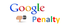 Google penalties for SEO