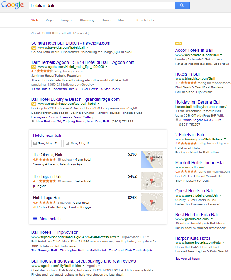 google-screenshot-hotels-in-bali-1