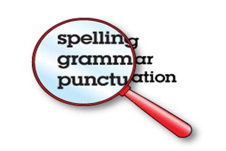 grammar check icon