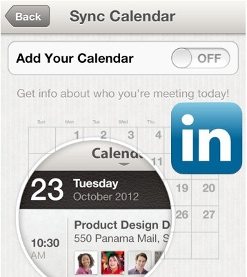 content calendar LinkedIn