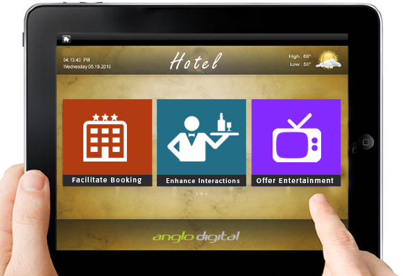 hotel mobile application