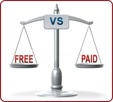 understanding free and paid traffic