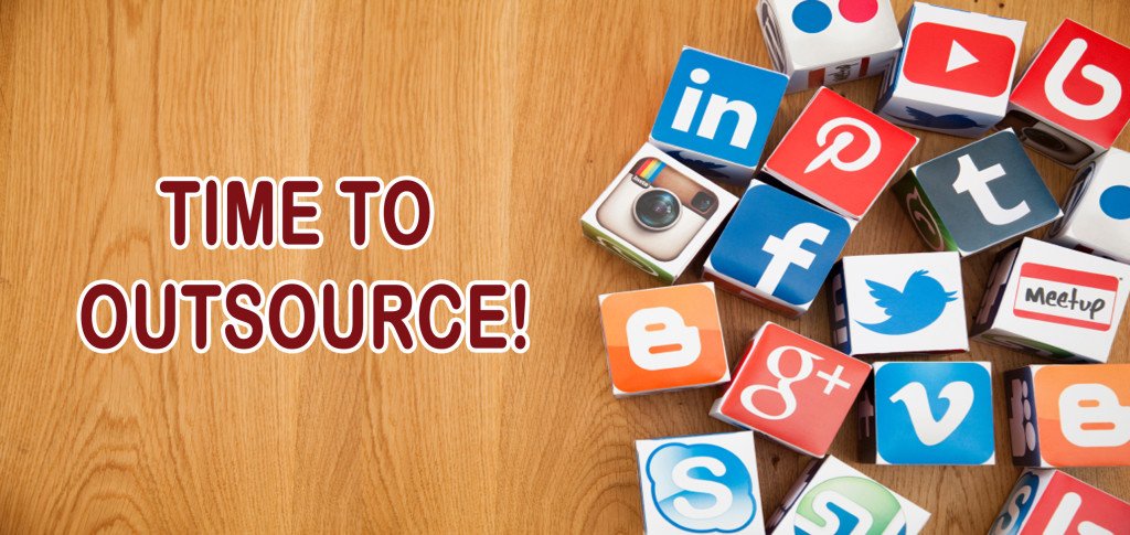 outsource social media management