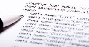 SEO Basics: Meta tags
