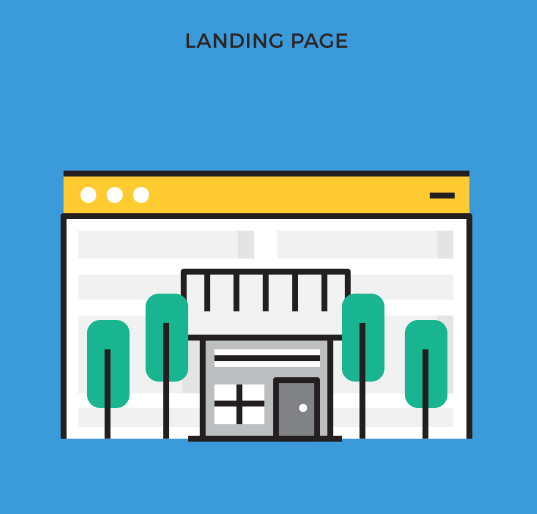 landing page - ppc campaigns