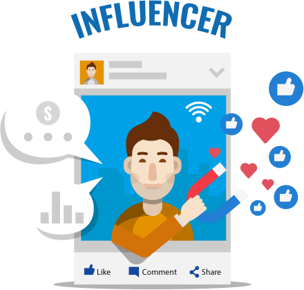 social media influencers for hotel