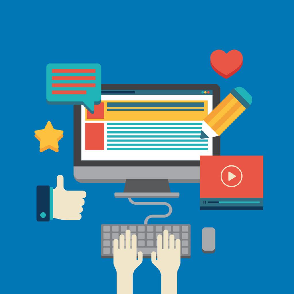blogs - content development bali