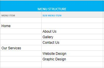 example-page-structure
