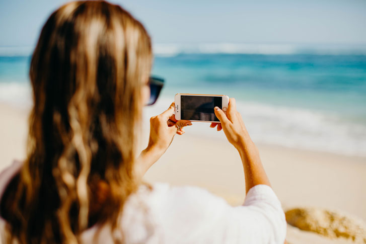 Instagram tips for the travel industry