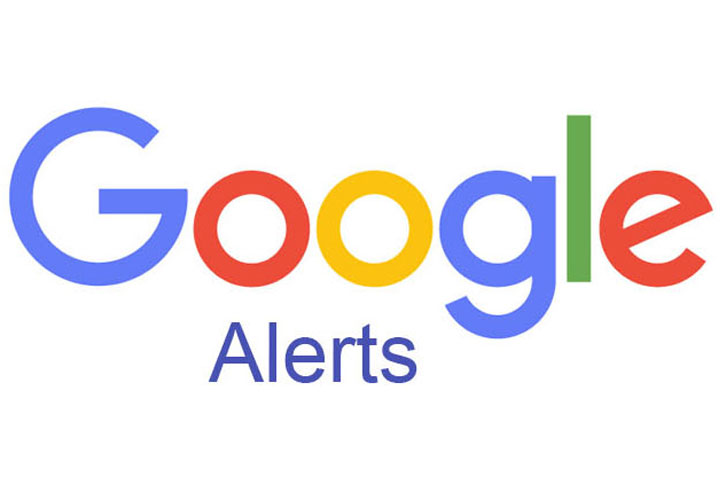 Google Alerts Restaurant Website