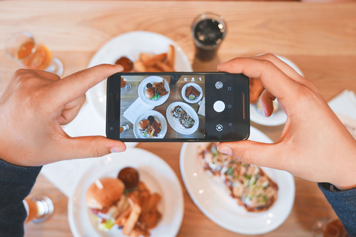 Social Media and SEO For food Business