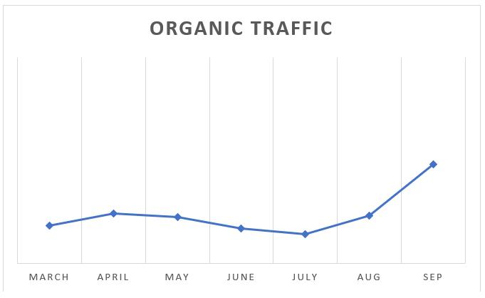 Hotel Organic Traffic