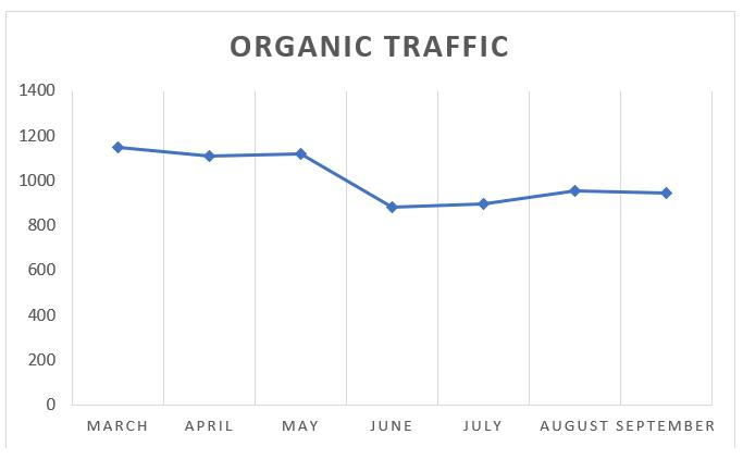 Service Industry Organic Traffic