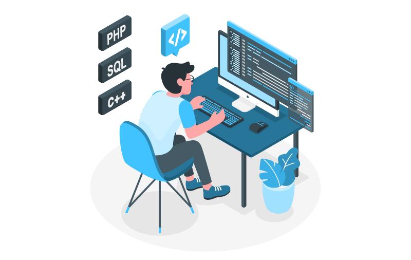 back end website development